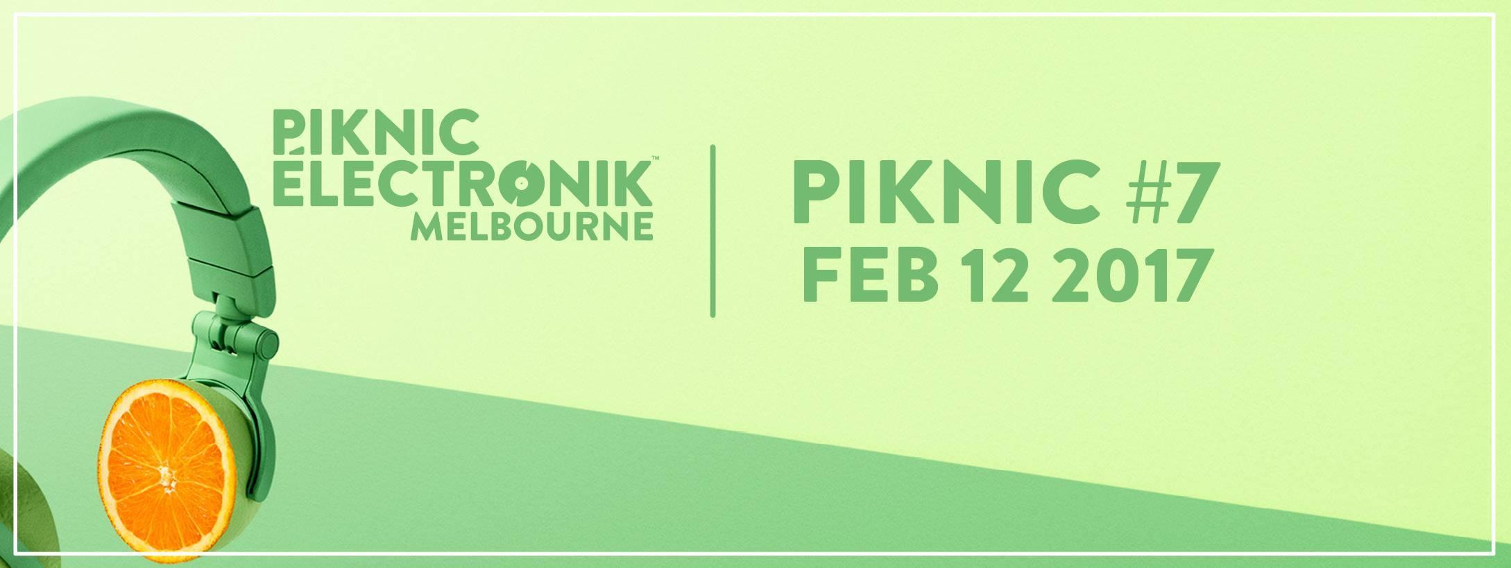 Piknic Electronik Melbourne